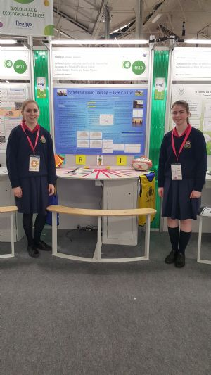 BT Young Scientists Biology Winners