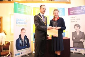 Student Enterprise County Final Winner