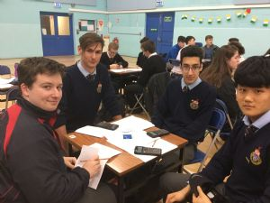 Team Maths Quiz