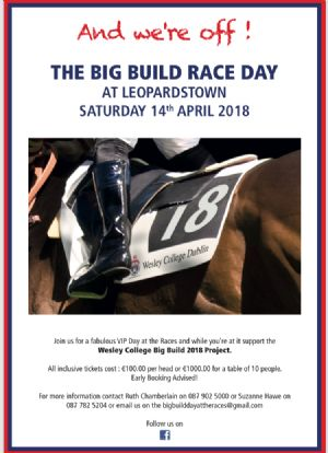Project 2018 Race Day