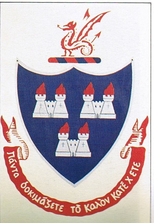 Old College Crest