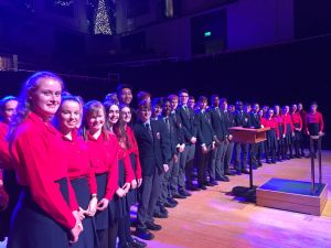 Lyric FM Choirs for Christmas Competition