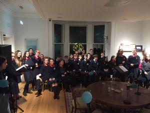 Senior Choir Appear on RTE's Countrywide Programme