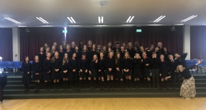 Junior Choral Group 3rd in Feis Ceoil